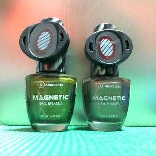 🚚 Absolute! Magnetic Nail Enamel