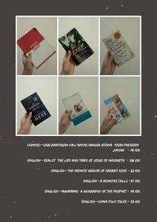 English book BUKU INGGRIS TERMURAH