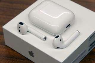 "Apple AIRPODS 1:1 ""Best Copy"" Best seller!"