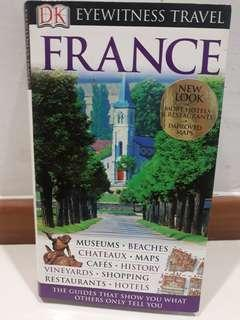 Eyewitness Travel Guide to France - 2007 Edition