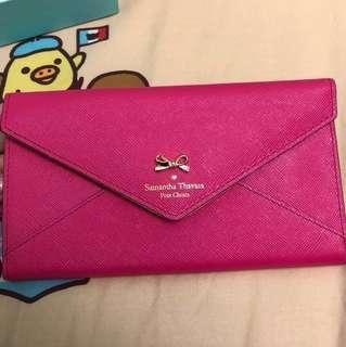 Samantha Thavasa 長銀包 long wallet