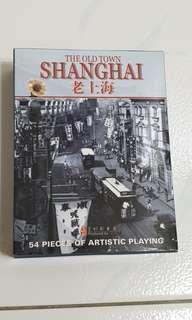 Shanghai Poker Cards