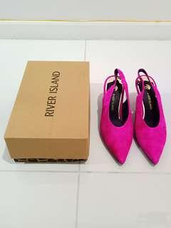 RIVER ISLAND Heels - Size 38