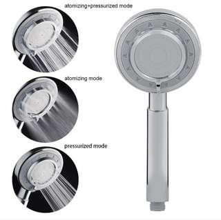 🚚 Water saving high pressure bathroom spraying shower head