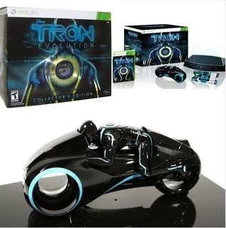 🚚 Tron Evolution Collector's Edition Xbox 360