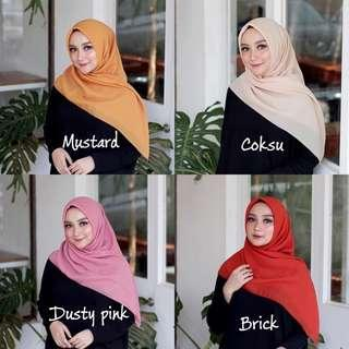 Bella Square // HIJAB BELLA SQUARE (PO)