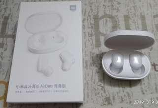 小米藍牙耳机AirDots青春版(有保養單)