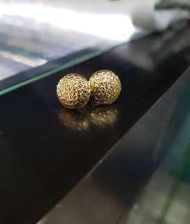 Pawnable Real Gold 14k 1.6g Stud Earrings