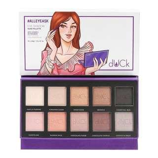 Duck All Eye Ask Nude Palette