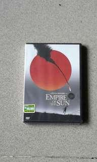 Dvd Empire Of The Sun.