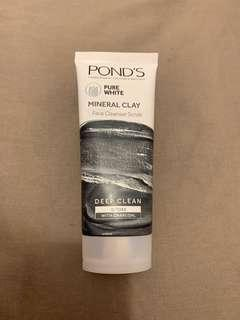 Pond's face cleanser