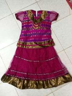 Saree Dress 💃
