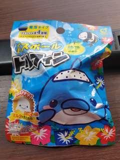 🚚 泡澡球(含海豚小玩具)