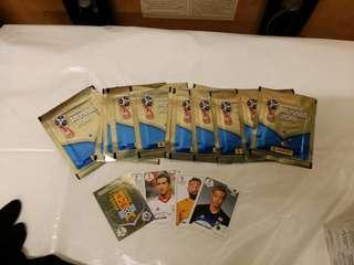 球星貼紙(每包內有5張)1元包