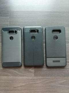 🚚 LG V30 Black Case Cover