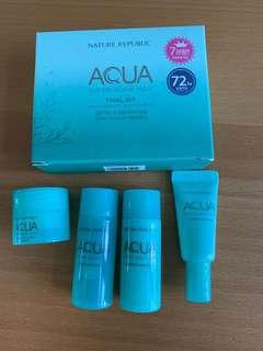 Nature Republic: AQUA Super Aqua Max Trial Kit