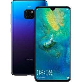 🚚 Huawei Mate 20. Black. Direct from Singtel