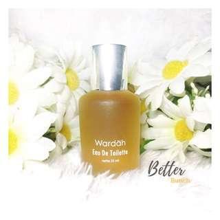 WARDAH Eau De Toilette EDT parfum wardah flame