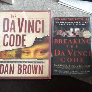 Da Vinci book