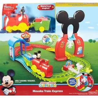 🚚 Fisher Price - Mouska Train Express