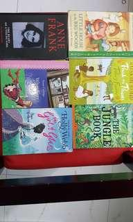 Story books for 9-14 yrs
