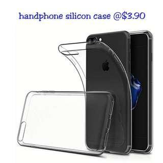 🚚 Silicon Transparent Case for handphone
