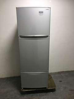 Very new Mitsubishi 430L fridge