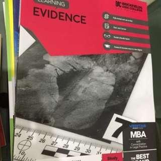 Brickfields Asia College CLP Law Textbooks New