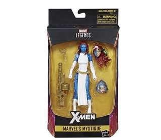 Walgreens Exclusive X-Men Mystique Action Figure Marvel Legends