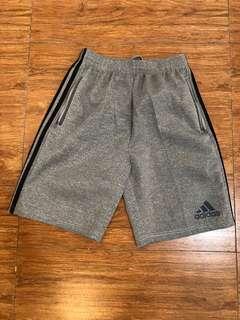Adidas Gray Track Shorts