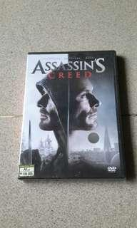 Dvd Assassin's Creed.