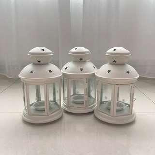 [For Rent] Small White Lantern