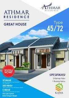 Athmar Residence Depok