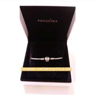 Pandora 17cm 經典款蛇鍊 九成新