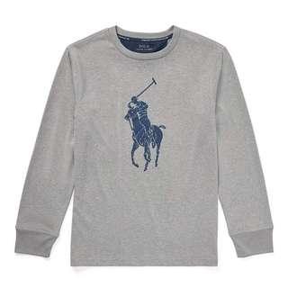 🚚 🎉108.3.9~3.16限時特價🎉Ralph Lauren 長袖T恤