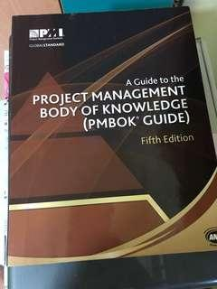 Pmp guide fifth edition