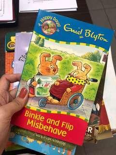 Bonk le and Flip Misbehave