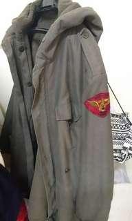 hoodie army original