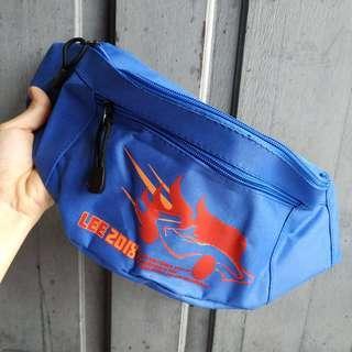 #Shero Waist bag Blue Series