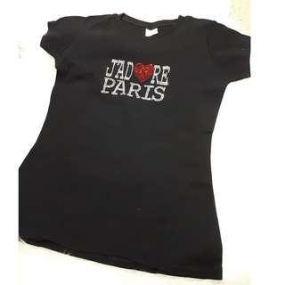 J'adore Paris TShirt