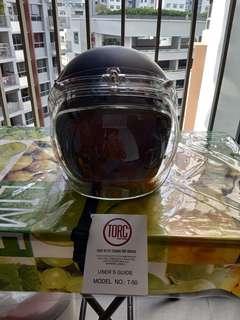 Bobber Retro Helmet XXL Branded