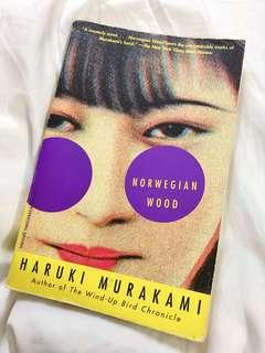Norwegian Woods by Haruki Murakami