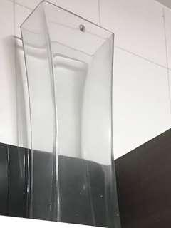 🚚 Moving Out Sale - Long Glass Vase