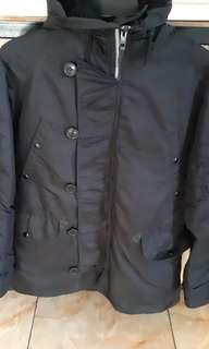 Jaket M65 Green Camo