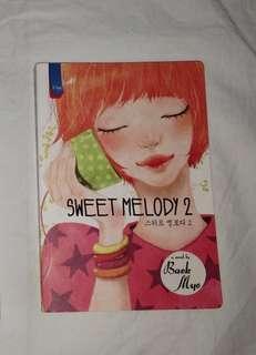 Novel Sweet Melody 2 (terjemahan)