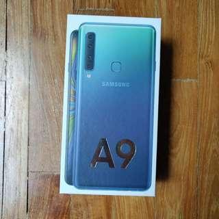 🚚 BNIB Samsung Galaxy A9 2018 Blue