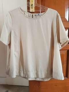 St. Yves Nude Top