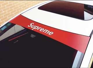 Supreme Universal Sunshades