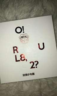 WANT TO SELL BTS ALBUM