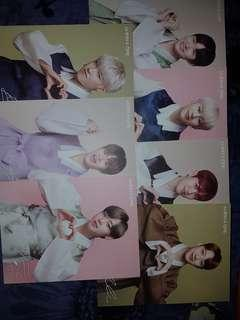 Wanna One Season Greetings Mini Poster